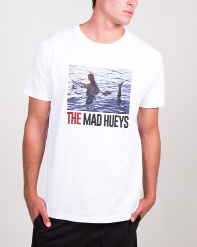 HUMP DAY SS TEE - WHITE