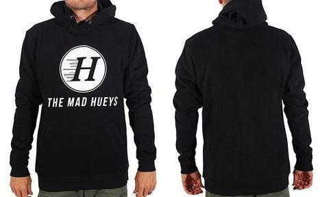NEW LOGO PULLOVER BLACK