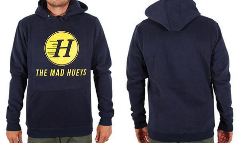 NEW LOGO PULLOVER NAVY