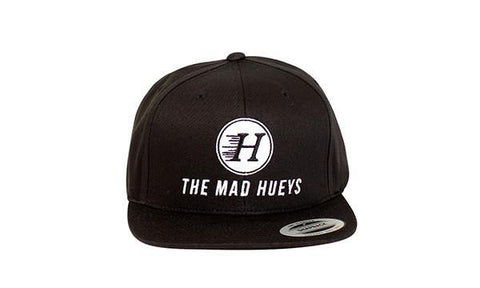 NEW LOGO SNAPBACK BLACK
