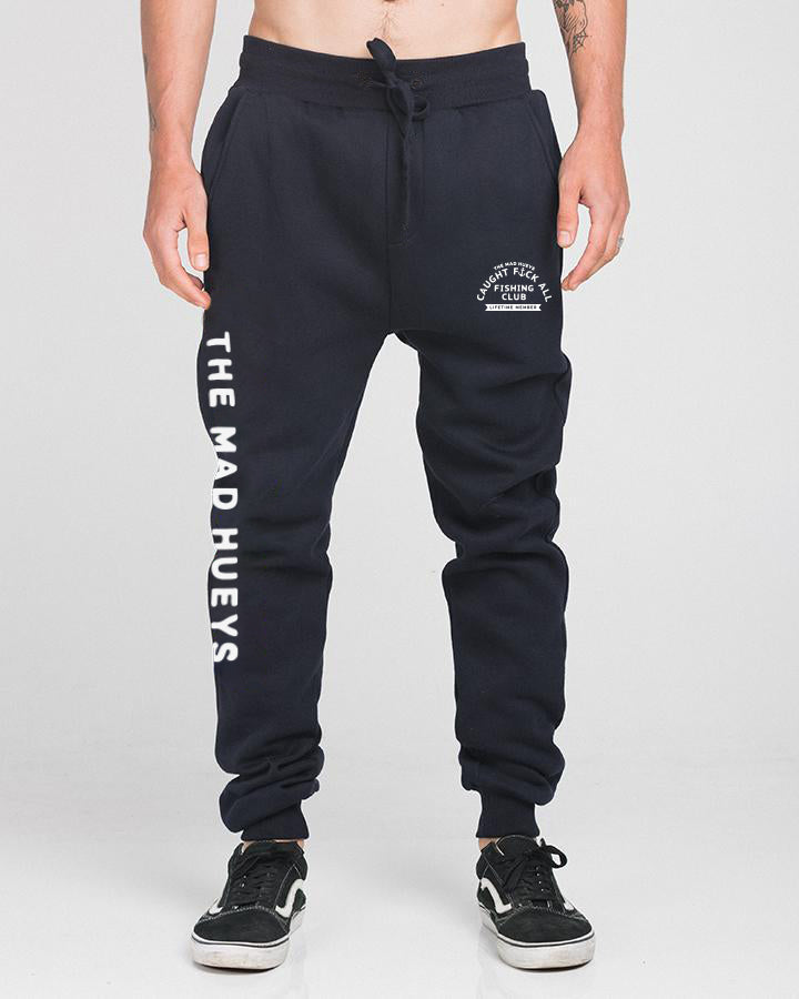 FK ALL TRACKPANT - NAVY