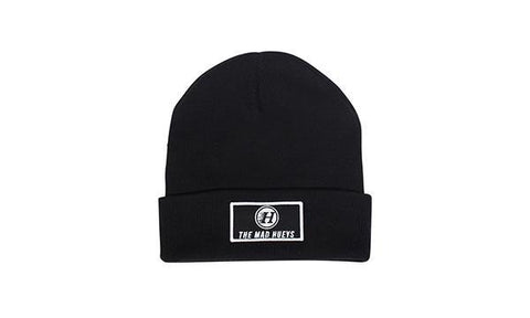 NEW LOGO BEANIE BLACK