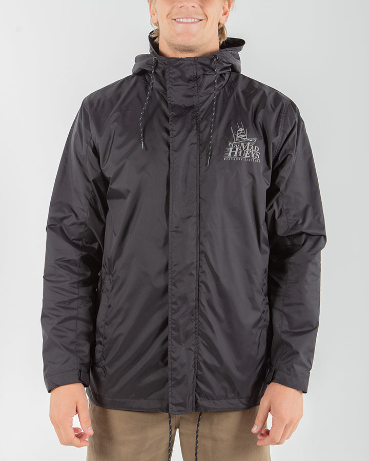 OFFSHORE DIVISION JACKET - BLACK