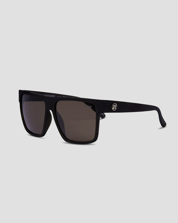 OFFSHORE SUNGLASSES - BROWN POLAR - MATTE BEER