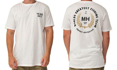 THE GREATEST TEE WHITE