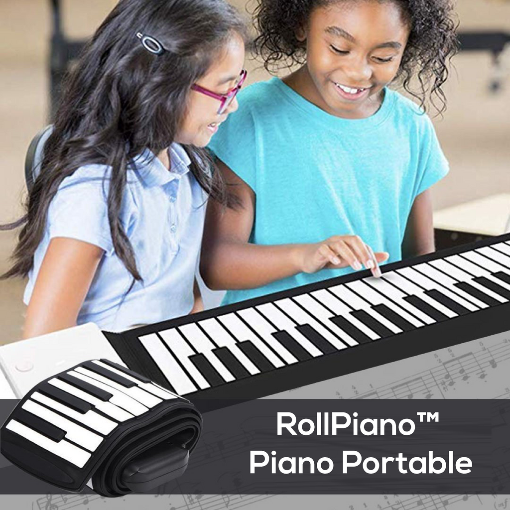 RollPiano™ Piano Portable