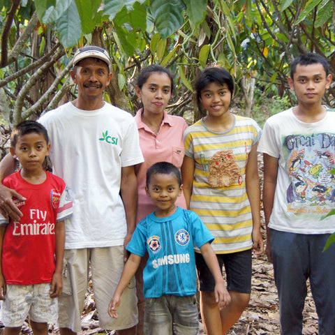 Cocoa farming families need your help