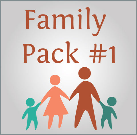 Family Sponsorship Pack- Silver