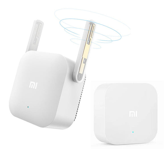 Original Xiaomi Powerline Adapter Sub-machine 300Mbps Wirless WIFI Extender Repeater 1Pair New For Xiao Mi TV Router
