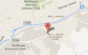 Outdoor Sports Mullingar Location Map