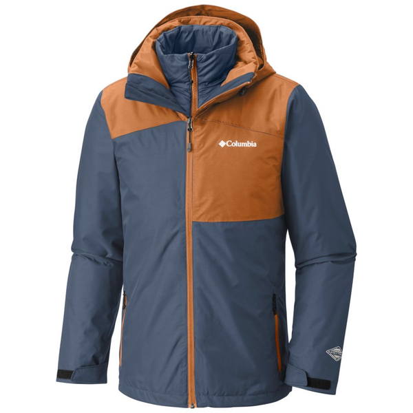 Columbia Mens Aravis Explorer Interchange Jacket