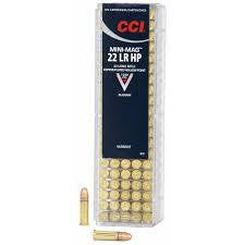 CCI .22LR Mini Mag 36g HP