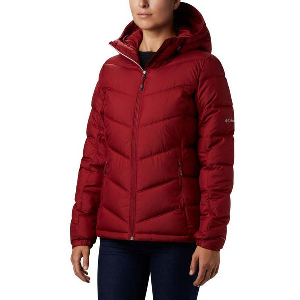 Columbia Womens Pike Lake Hooded Jacket