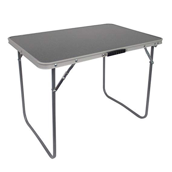 Yellowstone Single Folding Camping Table