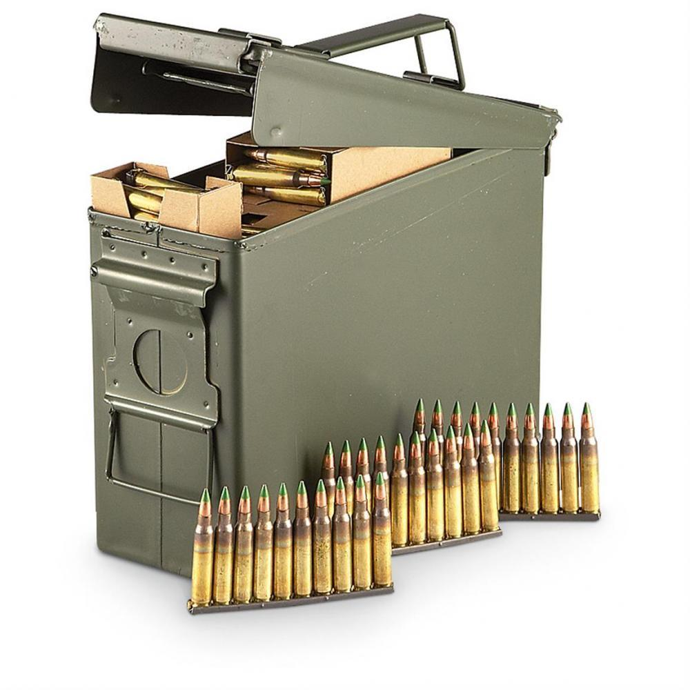 Allen Steel Ammo Can