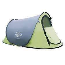 Yellowstone Fast Pitch 2 Man Pop Up Tent