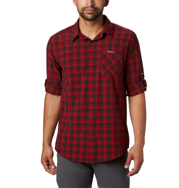 Columbia Mens Triple Canyon Shirt