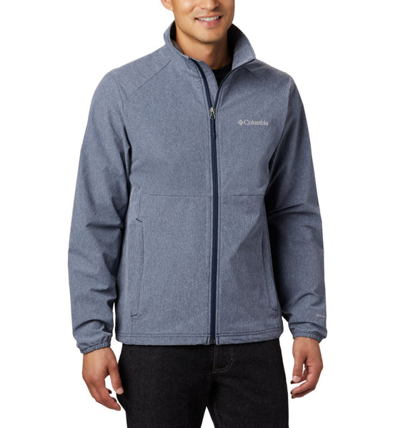 Columbia Mens Heather Canyon Hoodless Jacket
