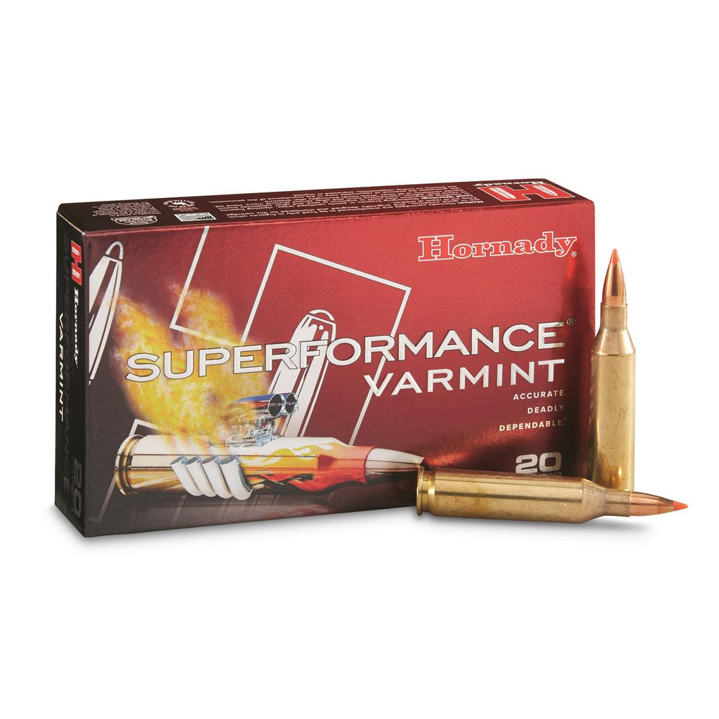 Hornady .243 WIN 58gr V-Max Superformance Varmint