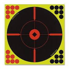 "Birchwood Casey Shoot N C 8"" Shooting Targets"