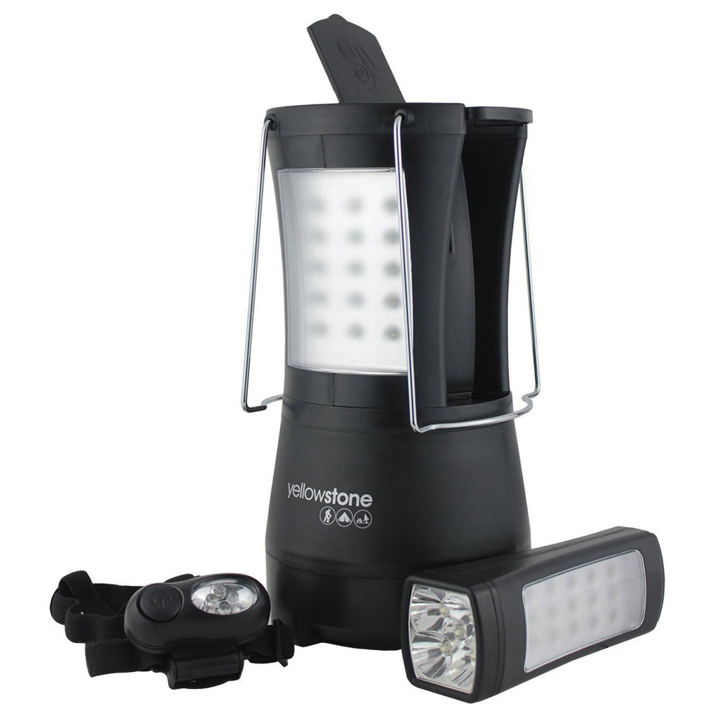Yellowstone 3 In 1 LED Camping Lantern