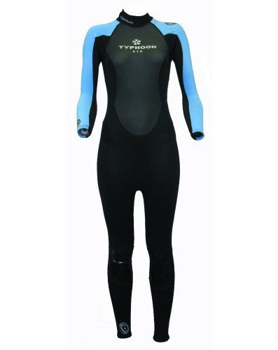 Typhoon 3mm Wetsuit Ladies