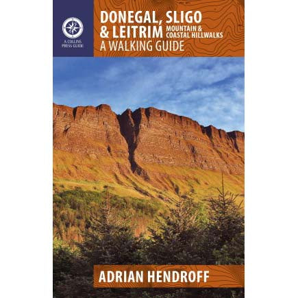 Donegal, Sligo & Leitrim: Mountain & Coastal Hillwalks