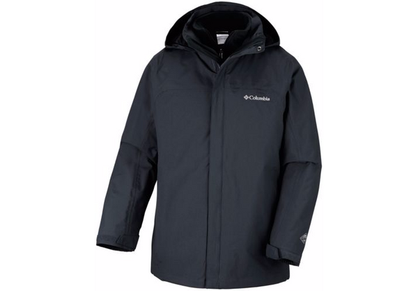 Columbia Mens Mission Air Interchange Jacket