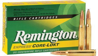 Remington .25-06 120 gr Soft Point