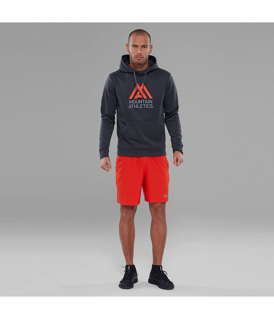 The North Face Mens Surgent Halfdome Pullover Hoodie