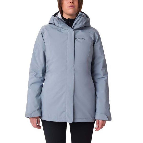 Columbia Womens Tolt Track Interchange Jacket