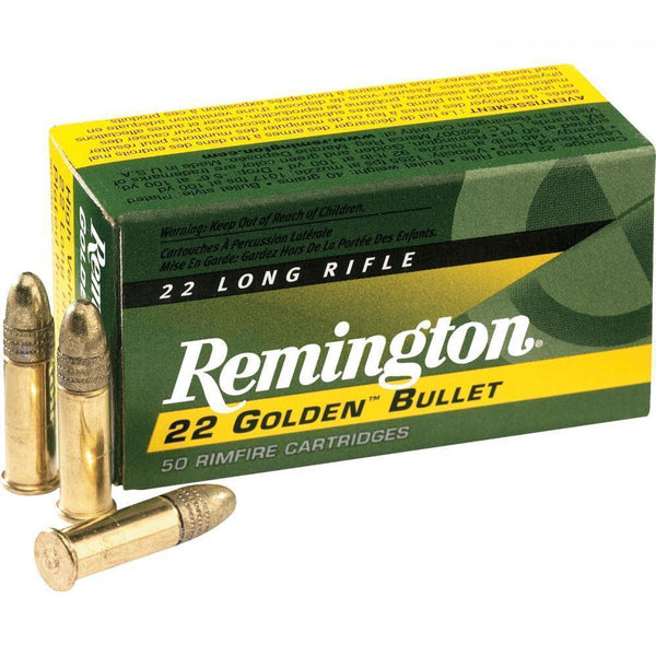 Remington .22LR 33gr Yellow Jacket Hollow Point