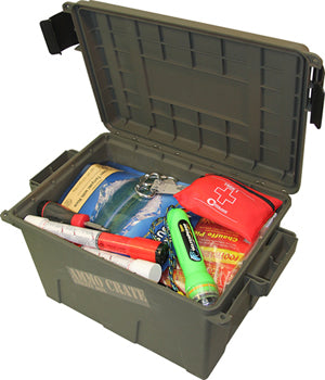 MTM Lockable Ammo Crate Utility Box