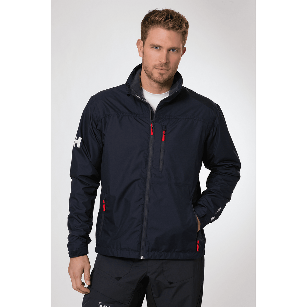 Helly Hansen Mens Crew Midlayer Jacket