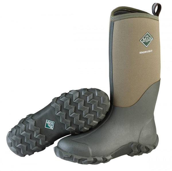 Muckboot Edgewater II Tall Wellington Boots