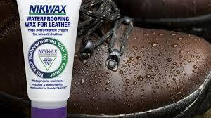 Nikwax wax for leather footwear