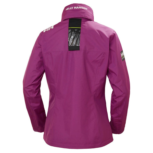 Helly Hansen Womens Crew Hooded Jacket