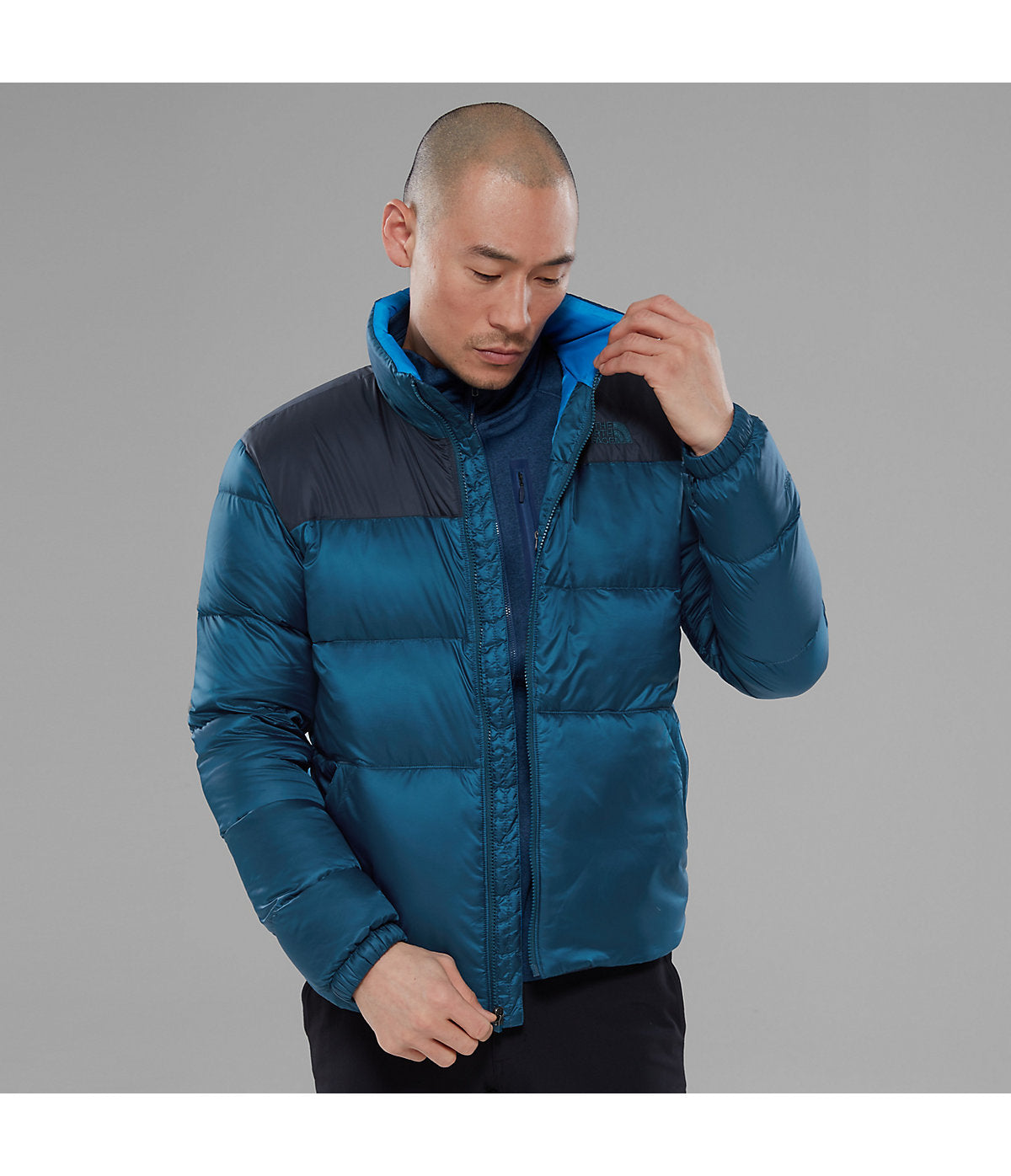 3898f305b The North Face Mens Nuptse III Jacket