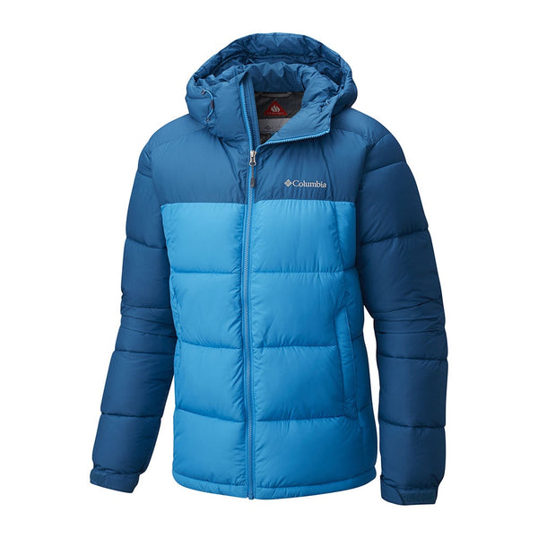 Columbia Mens Pike Lake Hooded Jacket