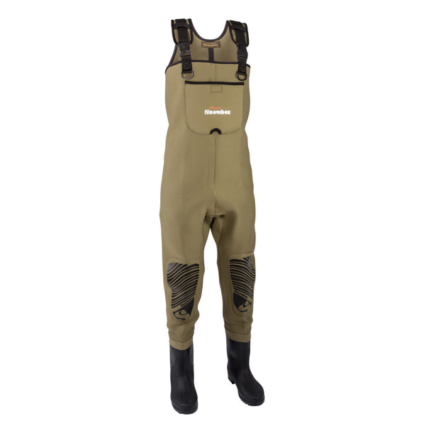 Snowbee 4mm Neoprene Mens Chest Waders