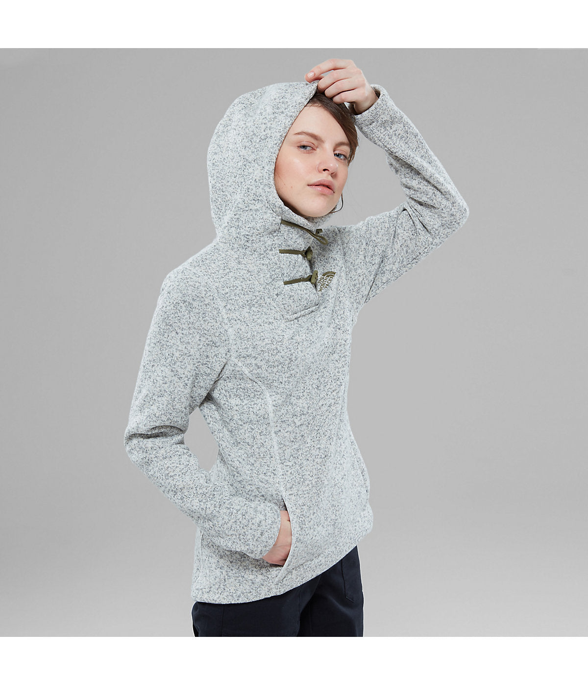 c6f170b14 The North Face Womens Crescent Hoodie Pullover