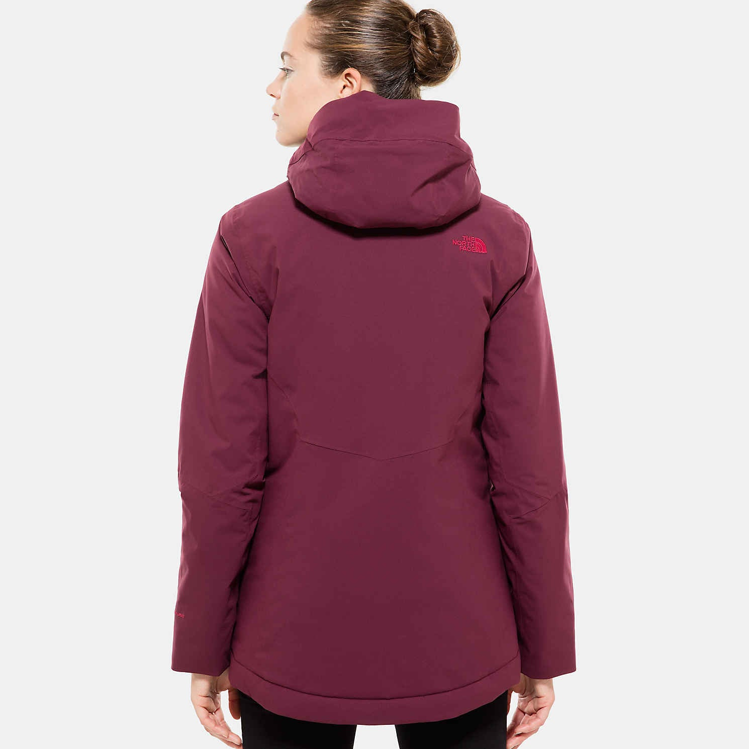 e6b4677c5 The North Face Womens Inlux Insulated Jacket