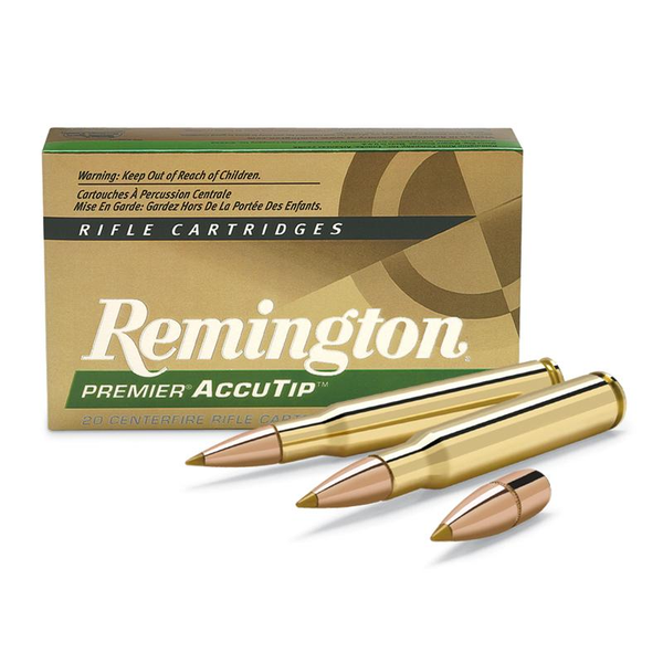 Remington .223 55gr Accutip-V