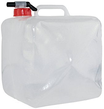 Yellowstone 10 Litre Folding Water Carrier with Tap