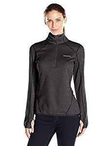 Columbia Womens Sapphire Trail Half Zip Fleece