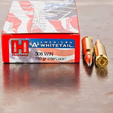 Hornady .308 150gr Whitetail Interlock