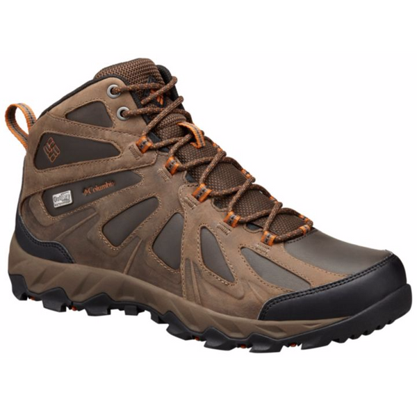 Columbia Mens Peakfreak Xcrsn II Mid Leather Outdry Boots