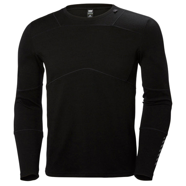 Helly Hansen Mens Lifa Merino Crew Baselayer
