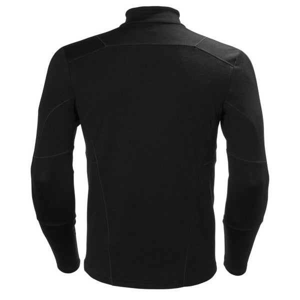 Helly Hansen Mens Lifa Merino 1/2 Zip Base Layer