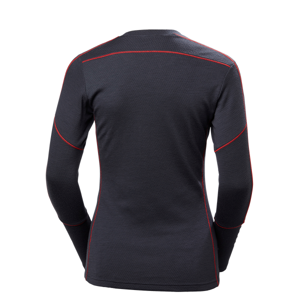 Helly Hansen Womens Lifa Merino Crew Baselayer